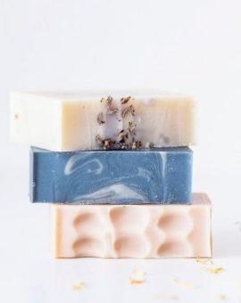 Soľné mydlo s kokosovým mliekom - naháč image