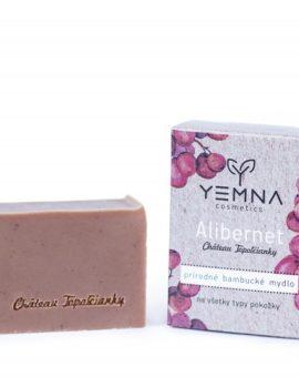 Prírodné mydlo s vínom Alibernet image