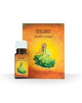 Éterický olej - bergamot (10ml) image