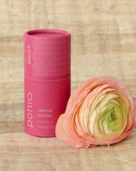 Pazúch - prírodný deodorant so sódou - cukrová pivonka image