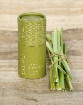 Pazúch - prírodný deodorant so sódou - teetrea a lemongras image