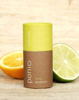 Pazúch - prírodný deodorant bez sódy - citrus image