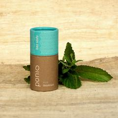 Pazúch - prírodný deodorant bez sódy - mint image