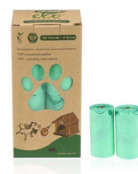 Kompostovateľné sáčky pre zvieratká image