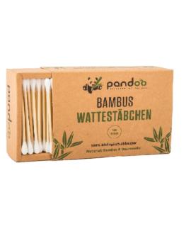 Pandoo - bambusové vatové tyčinky do uší image