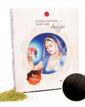 Prírodná farba na vlasy - INDIGO image
