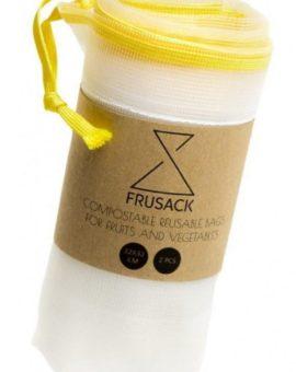 Frusack dvojbalenie - žlté 32x32cm image