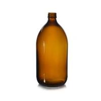 Sklenená fľaša - hnedá (1000ml) image